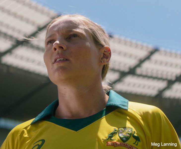 HCL - Meg Lanning Cricket women