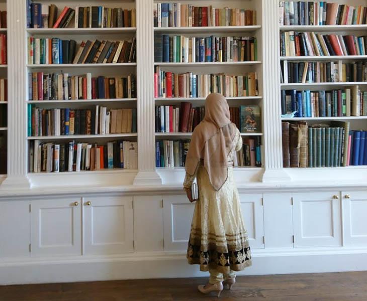 Aminah Rahman - spoken word poet