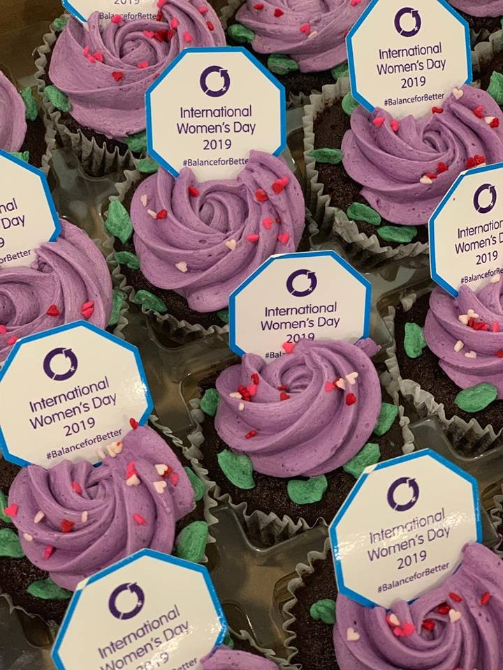 British American Tobacco Balance for Better IWD cakes