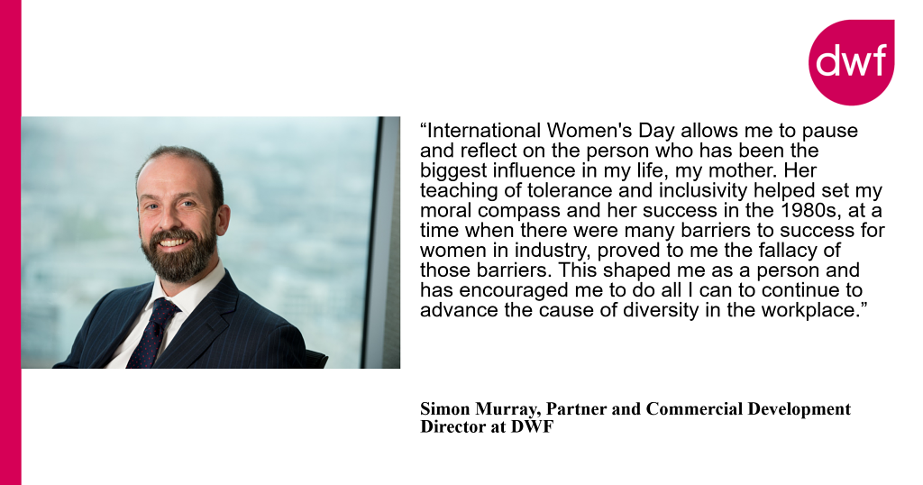 DWF IWD Balance for Better Simon Murray