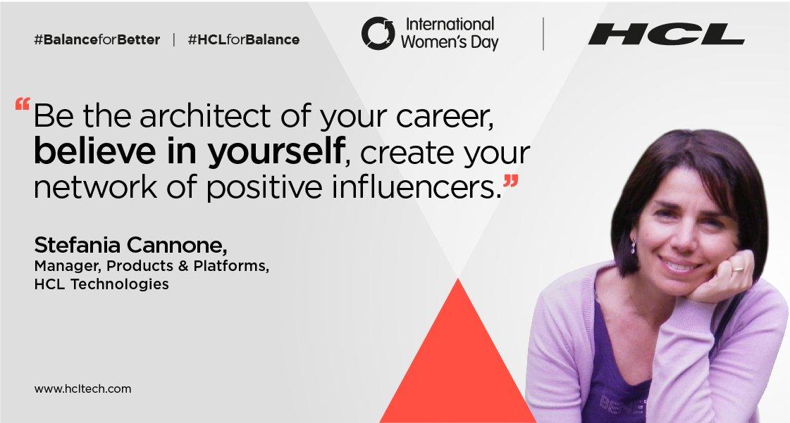 HCL Technologies International Women's Day