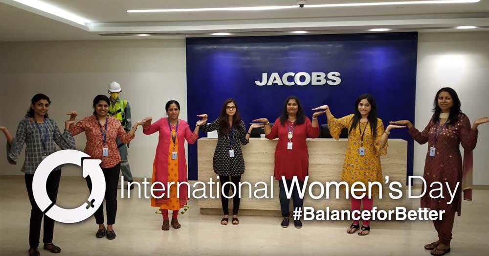 Jacobs IWD - diversity - careers