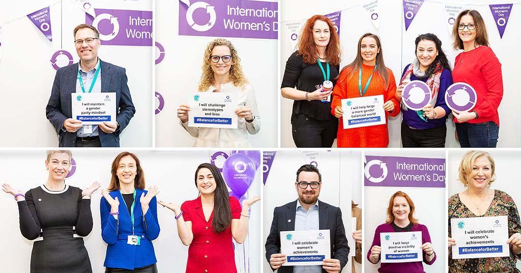 MSD International Women's Day branding celebrations