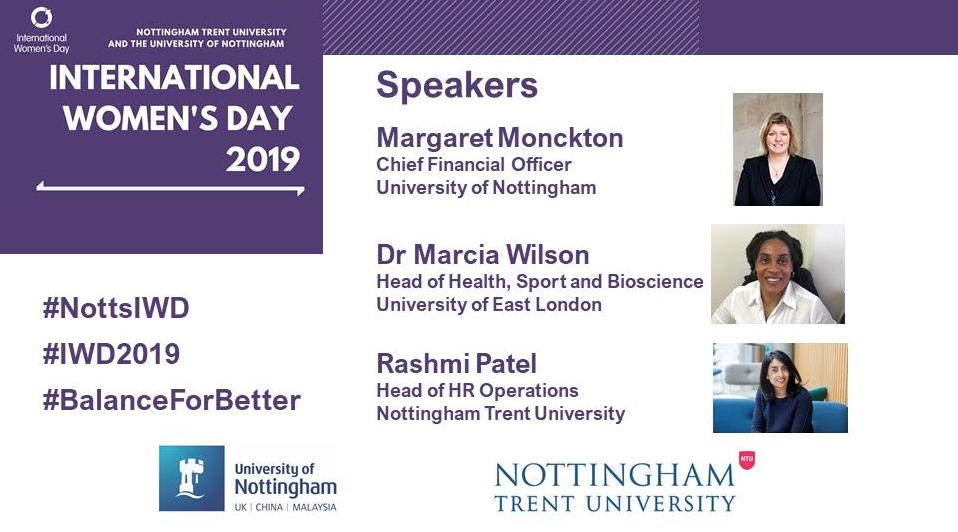 Speakers Nottingham Trent University