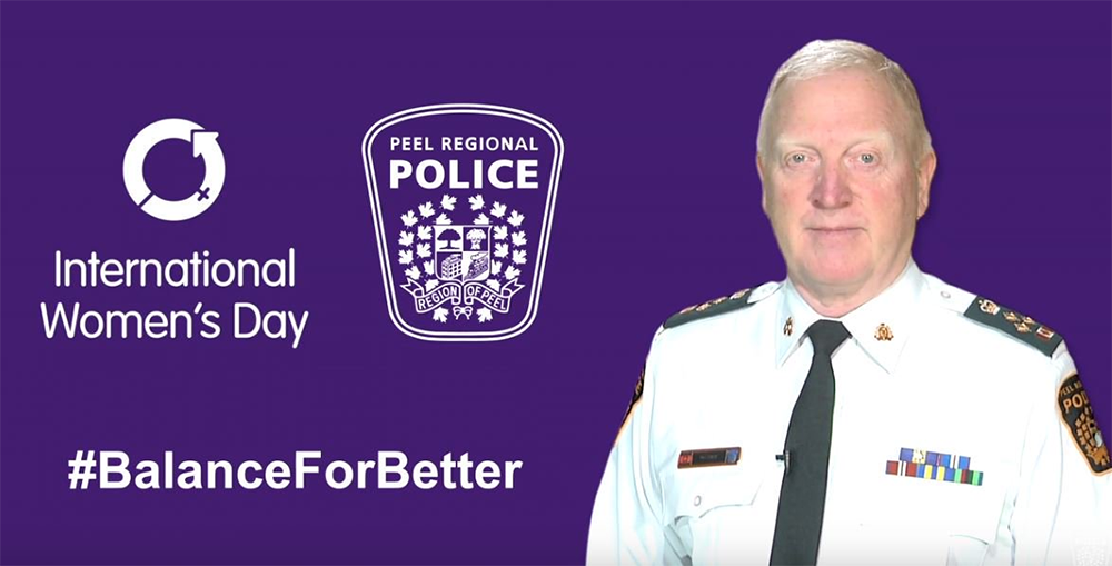 Peel Police International Women's Day
