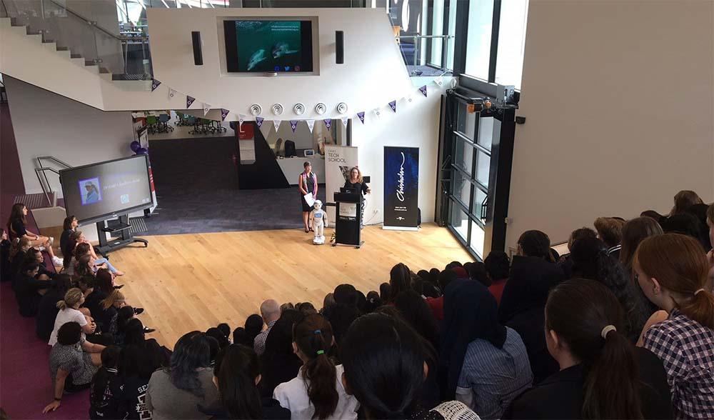International Womens Day talk SELLEN UK