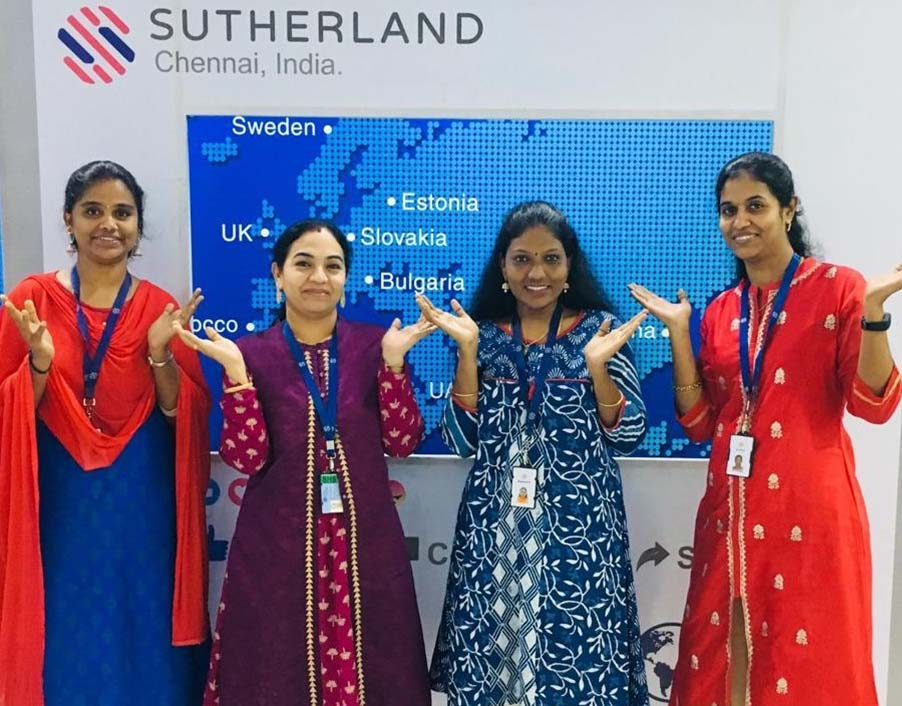 Sutherland India Balance for Better