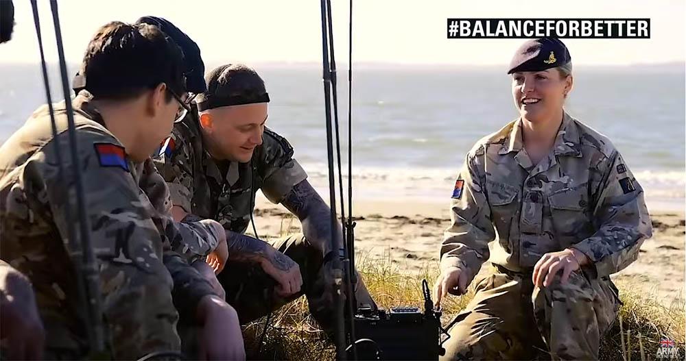 British Army - International Women's Day