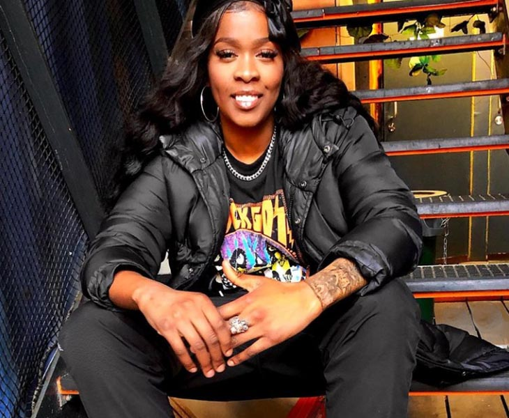 C CANE - rap women 2021