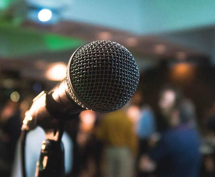 Speech tips