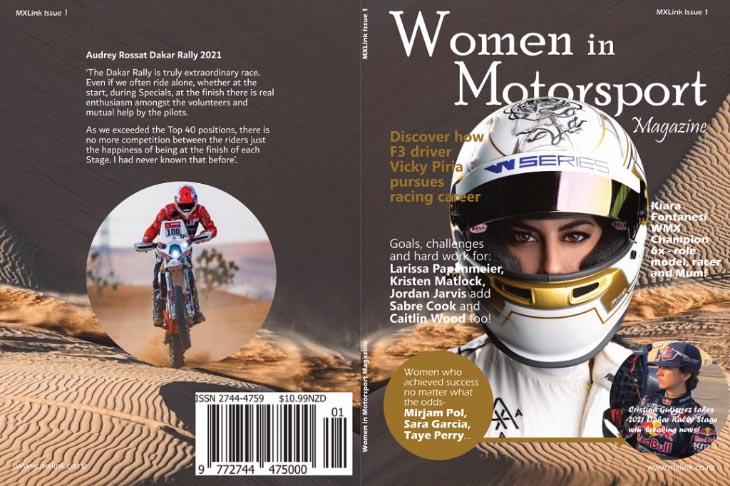 Women in motor sport