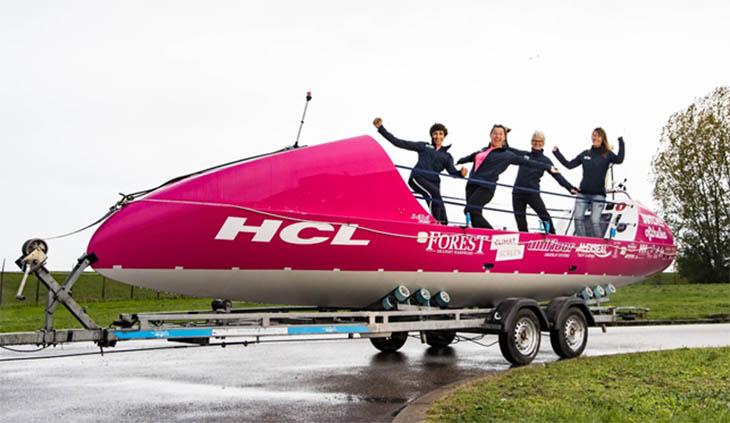 HCL - Duchess of the Seas women in sport