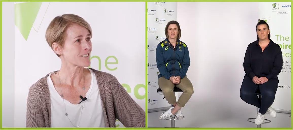 HCL women's cricket Australia