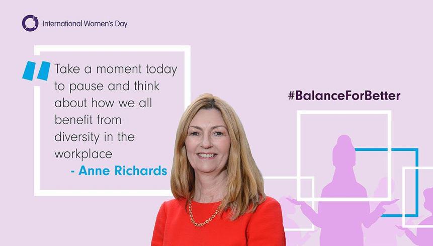 Anne Richards CEO