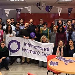 Search/Publish IWD events
