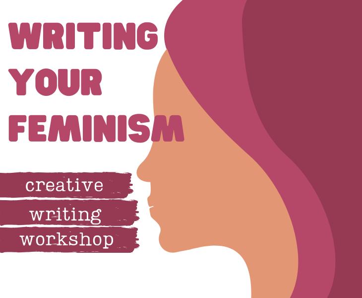 IWD feminist writing at university