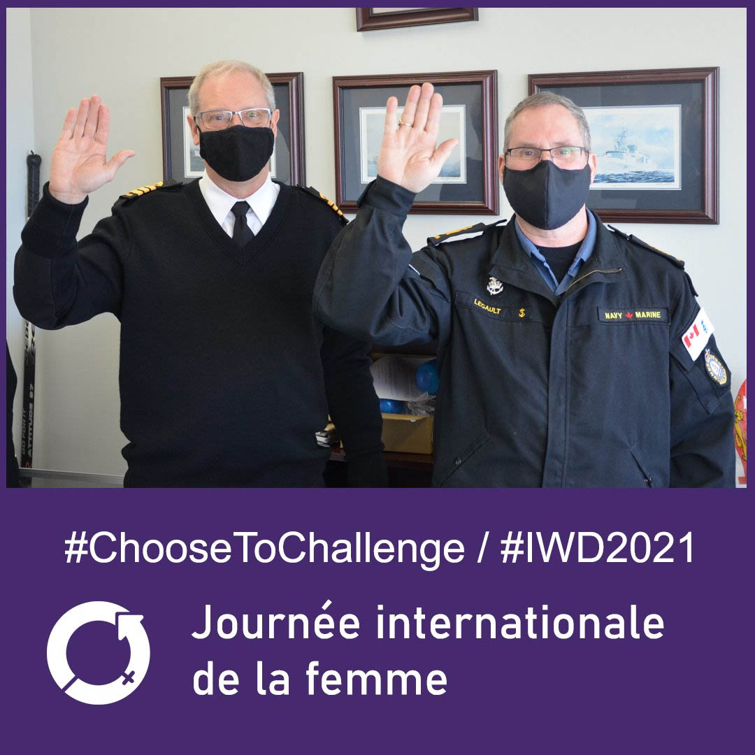 #ChooseToChallenge