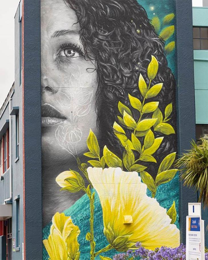 IWD streetart by Gemsbowl