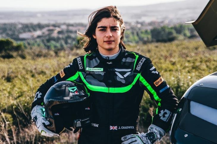 Jamie Chadwick - ExtremeE - Veloce Racing