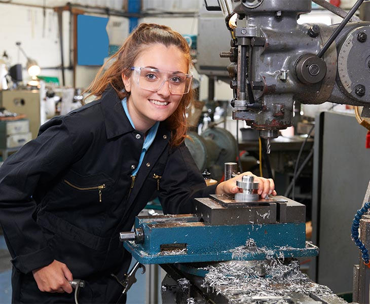girls industry engineering