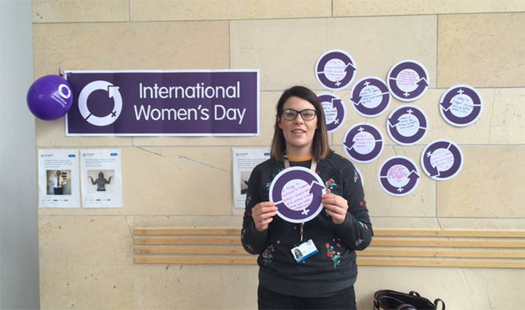 International Womens Day NHS Digital