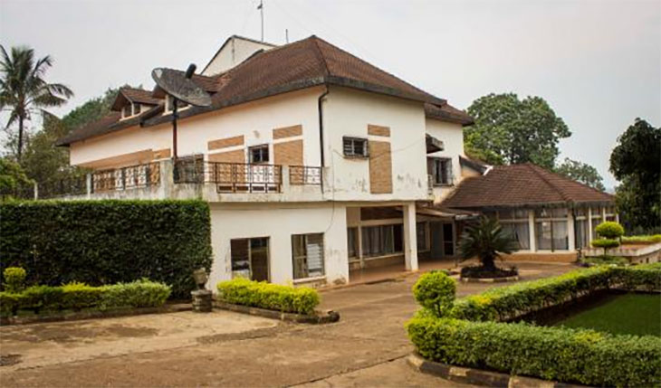 Rwanda Art Museum - women artists exhibition - eachforequal