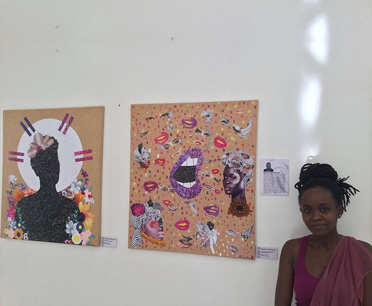 Rwanda Art Museum Ilibagiza Nyirankuriza artist