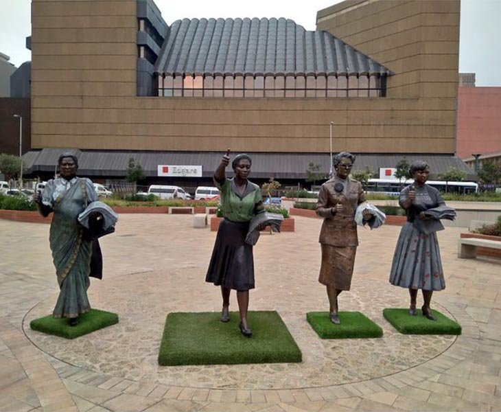 South Africa is Women's Day on August 9