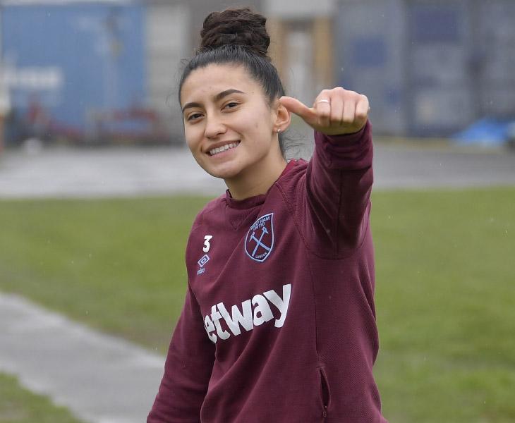 West Ham - Premier League - Mayumi 'Maz' Pacheco