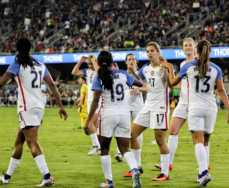 Womens sport sponsorship