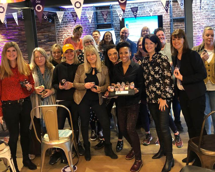 kelly holmes women's day activity
