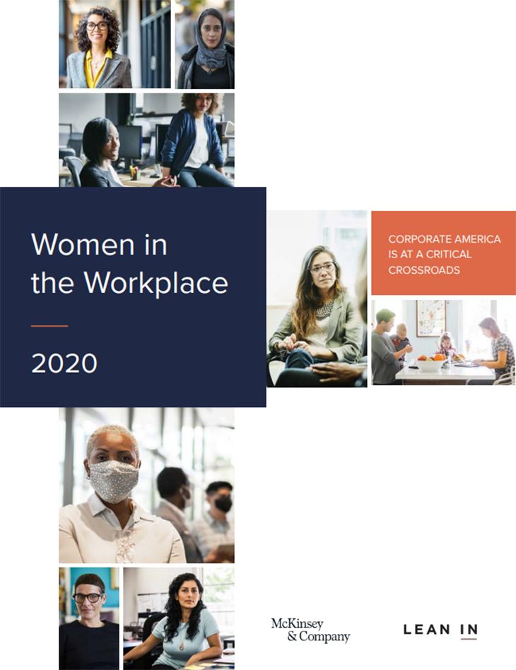 leanin mckinsey 2020 women in the workplace