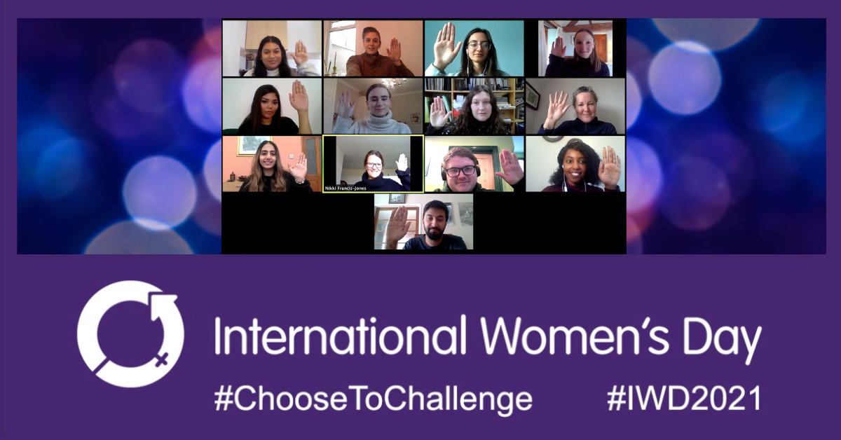 IWD social media resources